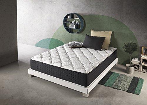 SIMPUR RELAX | Materasso in Memory Foam BIO GREEN 180x200 alto 30 cm | Tessuto termosensibile |...
