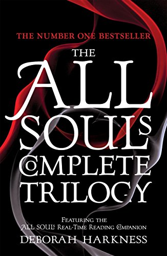 The All Souls Complete Trilogy: A Discovery of Witches is only the beginning of the story (English...