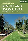 The Kennet and Avon Canal: The full canal walk and 20 day walks (British Walking Guides) (English Edition)