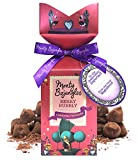 Monty Bojangles Berry Bubbly Cocoa Dusted Truffles Tip Top Gift 200g