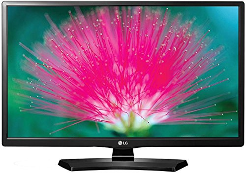 LG 60 cm (24 Inches) HD Ready IPS LED TV 24LH454A (Black) (2016 model)