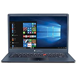 iBall Marvel 6 CompBook 2017 14-inch Laptop (Celeron N3350/3GB/32GB/Windows 10 Home/Integrated Graphics), Metallic Gray [Discontinued by Manufacturer]