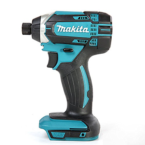 The Makita DTD152Z 18V Li-ion LXT Impact Driver is very popular among professionals. This one is sold as body only; however, its Lithium Ion batteries are readily available from any power tools shop. Small and compact, this Makita will undoubtedly assist you in accomplishing various household projects be it electrical, plumbing or carpentry. The tool is not only lightweight but robust and durable for demanding jobs.
