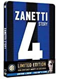 Zanetti Story (Ltd Steelbook) (1 BLU RAY E 3 DVD)