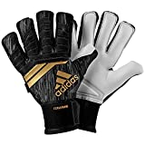 adidas ace18 Finger Save Pro Guanti Da Portiere, Unisex, ACE18 Fingersave Pro, black/Solar red/Copper gold/White, 9