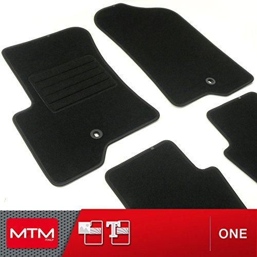 MTM Tappetini Compass (MK49) / Patriot (MK74) dal 2007- su Misura Come Originali in Velluto,...