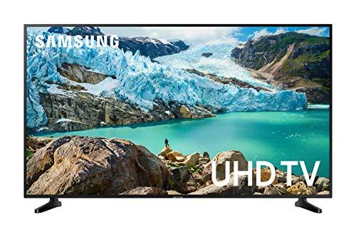 Samsung RU7099 125 cm (50 Zoll) LED Fernseher (Ultra HD, HDR, Triple Tuner, Smart TV)  [Modelljahr 2019]