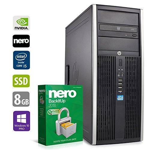 PC Gamer Multimédia Unité centrale - HP Elite 8300CMT - Nvidia Geforce...