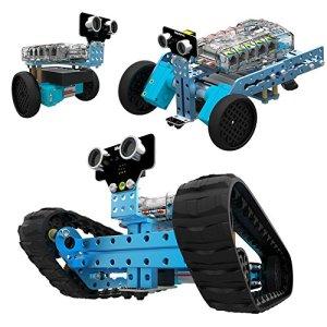 51DuoC0CwML - Makeblock- mBot Ranger Robot, Color Azul, 20 (90092)