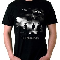 35mm – Camiseta Hombre El Exorcista-The Exorcist Terror Movie