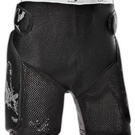 Black Crevice Crevice, Pantaloncini Protettivi Unisex Adulto