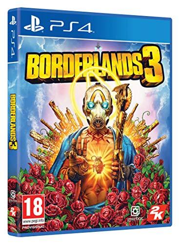 Borderlands 3 - Edición Estándar, PlayStation 4, Disc