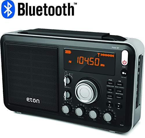 Eton Field - World Band Radio with Bluetooth
