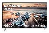 "Samsung QLED TV 8K 65Q900R - Resolución QLED 8K 65"", Inteligencia Artificial, HDR 3000, Smart TV, One Remote Control Premium"