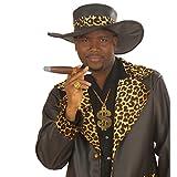 NET TOYS Riesen Zigarren Riesenzigarre Zigarre Zigarrenimitat Kunststoff Mafiazigarre Scherzartikel Kostüm Zubehör Deko Accessoire