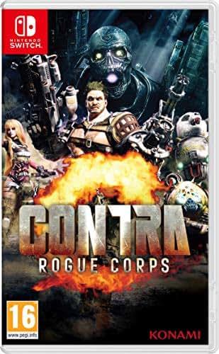 Giochi per Console Digital Bros Contra: Rogue Corps