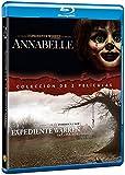 Pack Annabelle + Expediente Warren Blu-Ray [Blu-ray]