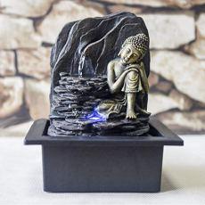 Zen Light Saoun – Cinturón Relajante Termo-Confort multizona, acción Relajante por aplicación de frío/Efecto térmico Limpio al Relajarse Muscular, Resina, Beige, Talla única