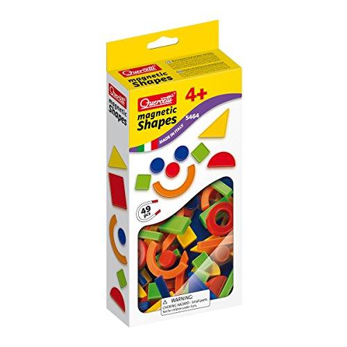 Quercetti- Ricambi 49 Forme Magnetiche, 05464