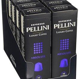 Pellini Luxury Coffee 120 capsule compatibili Nespresso