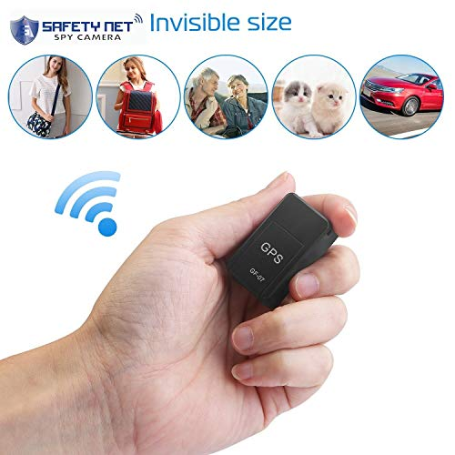 CAM 360 Mini GPS Tracker GF07 Car GPS Tracker GSM GPRS Car Truck Tracking Device GPS Accessories Voice Control Can Record