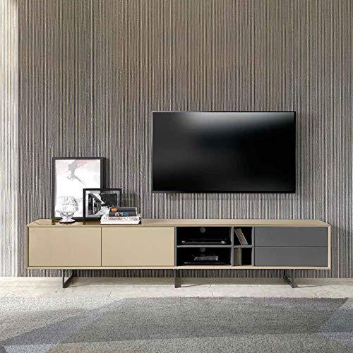 Mobile TV Design Tortora Grigio Maite