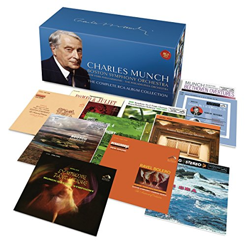 Charles Munch The Complete Album Collection [86 CD]