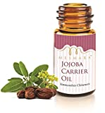 Mesmara Jojoba Carrier Oil 15 ml Cold Pressed 100% Pure Natural & Undiluted