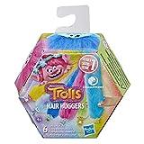 Hasbro Trolls- Trolls Hair Huggers Collezionabili (Serie 1-Soggetti Assortiti), Multicolore, 10.6 X 11.7 X 3.5, E5117EU6