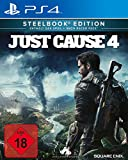 Just Cause 4 - Steelbook Edition - exkl. bei Amazon.de - [PlayStation 4]