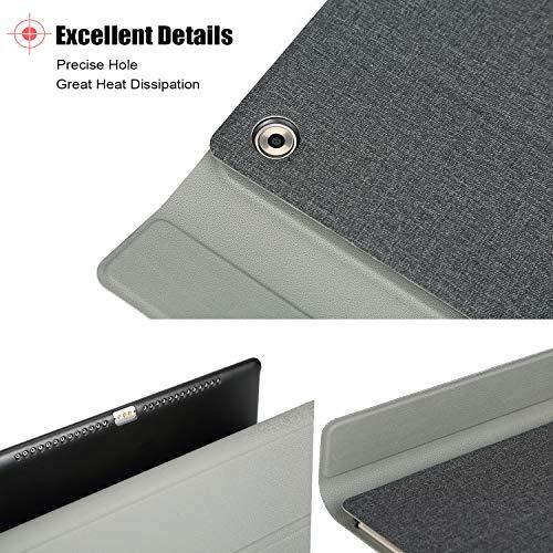 KILISON Huawei MediaPad M5 10.8 [QWERTZ Clavier] Clavier Étui Coque, Détachable Wireless Clavier Stand avec PU Case Bluetooth Housse pour Hu... 28