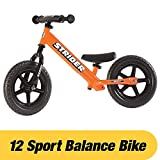 Strider 12 Sport No-Pedal Balance Bike (Orange)