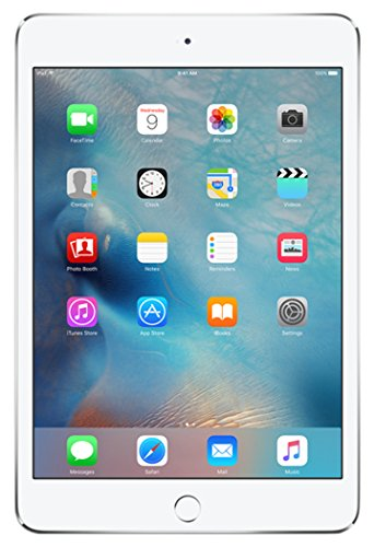 Apple iPad mini 4 128GB Plata - Tablet (Apple, A8, M8, Flash, 2048 x 1536 Pixeles, IPS)