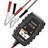 SUAOKI 1Amp 6 / 12V Chargeur de Batterie Portable Chargeur de Batterie pour...
