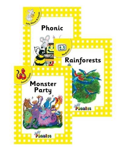 Jolly phonics readers. Level 2. Ediz. gialla. Per la Scuola elementare