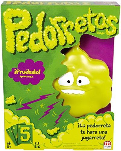 Juegos Mattel - Pedorretas (Mattel DRY35)