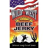 Wild West Beef Jerky Trockenfleisch Habanero 85 Gramm