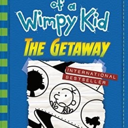 Diary of a Wimpy Kid: The Getaway (book 12) (English Edition)