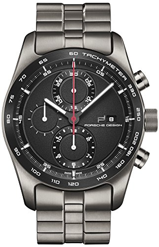 Porsche Design Chronotimer Collection Herr uhren 6010.1.09.001.04.2