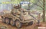 500776256 - Dragon Bausatz 1:35 WWII Dt. SdKfz.234/2 Pum