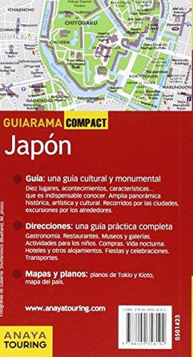 Japón (Guiarama Compact - Internacional) 1