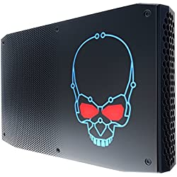 Intel NUC nuc8i7hnk BGA 22703.1Ghz i7–8705g 1,2l Taille PC Noir–Barebón (BGA 2270, Intel Core i7, 8e Génération de processeurs Intel Core i7, 3,1Ghz, i7–8705g, 14Nm)