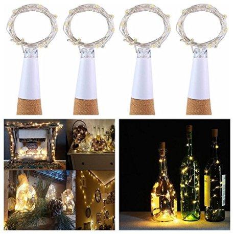 KOBWA-LED-Lampes-de-Bouteille-Bouteille-Guirlande-Lige-Lampes-Lumires-toiles-Rechargeables-en-USB-DIY-Cuisine-Mariage-Halloween-Nol-Dcor-de-Partie-59In-15-LEDs