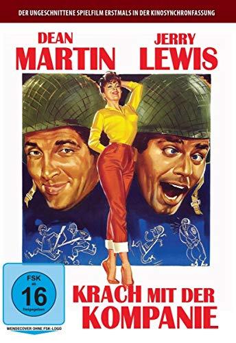 Jerry Lewis - Krach mit der Kompanie [Original Kinosynchronfassung]