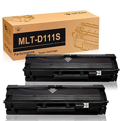 D111S MLT-D111SCartucce a Toner di Ricambio CMYBabee Ricambio perMLT-D111 111S Compatibili con...