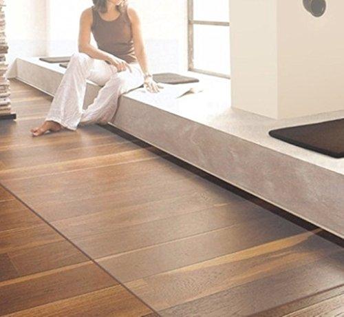 Soclear–sotto Sedia–Soft Glass–Tappeto PVC–Protezione Parquet...