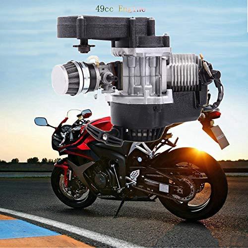 Sange 49cc Motore a 2 tempi Motore per moto Pocket bike Mini Bike Quad Cross Bike