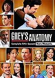 Grey's Anatomy: Complete Fifth Season [Edizione: Paesi Bassi] [Edizione: Regno Unito]