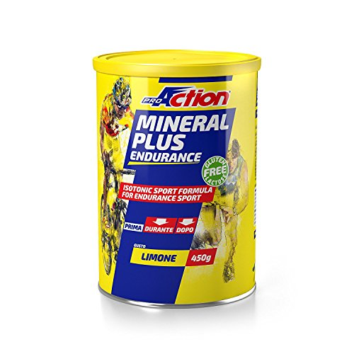 ProAction Mineral Plus (limone) - Latta da 450 g