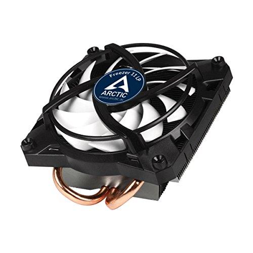 Arctic Freezer 11 LP - 100 Watt Intel CPU Cooler per Case PC Slim - Ultra ventola silenziosa 92...